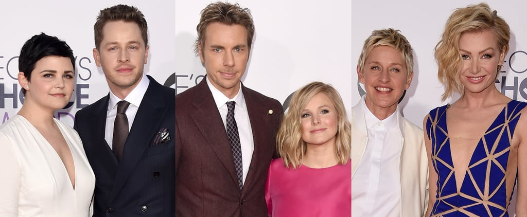 See All the Stars on the People's Choice Awards Red Carpet!
