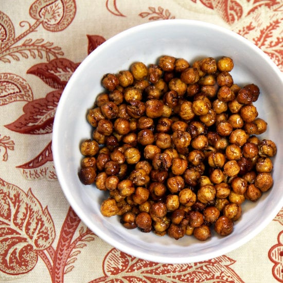 Cinnamon-Spiced Chickpeas