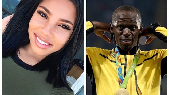 """Despite Being """"Used to It,"""" Usain Bolt's Girlfriend Subtly Slams Him For Cheating on Social Media"""