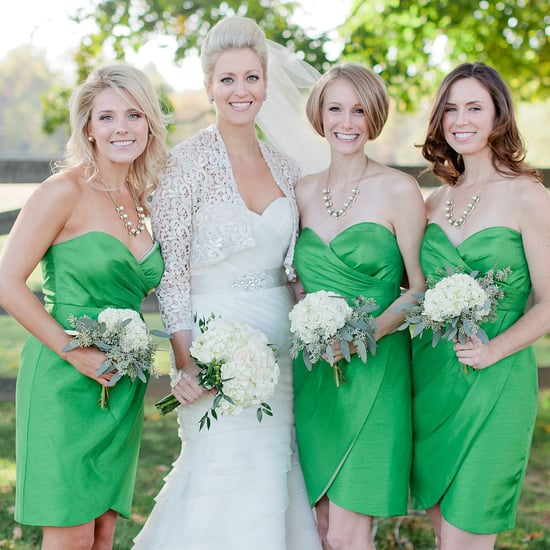16 Ways to Give Your Big Day the Luck O' the Irish