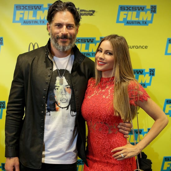 Sofia Vergara and Joe Manganiello at SXSW 2016