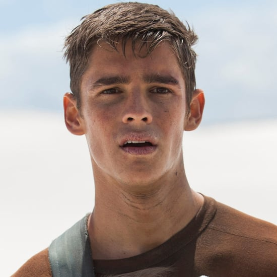 Brenton Thwaites Interview About The Giver