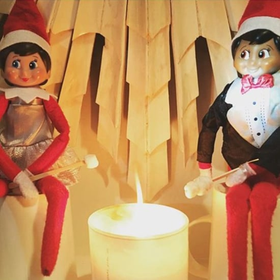 Elf on the Shelf Ideas From Celebrity Pictures 2015