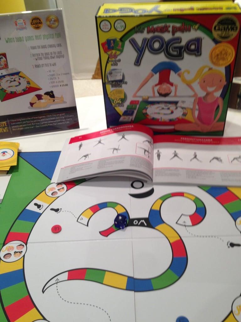 The Magic Path of Yoga