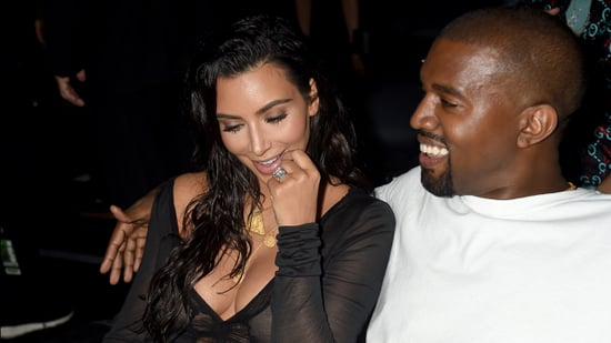 Kim Kardashian Explains Her Beach-Inspired MTV VMA Look and the Dress She Pulled From Her Closet