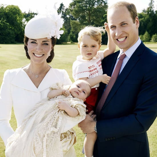 Princess Charlotte's First Christmas Details