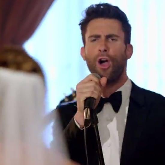 "Maroon 5's ""Sugar"" Music Video"