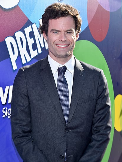Bill Hader Helped Create BB-8's Voice in Star Wars: The Force Awakens!