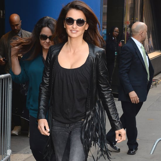 Penelope Cruz Street Style in NYC May 2016