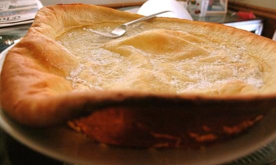 52 Weeks of Baking: Puffed Pancake