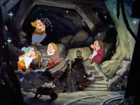 """""""Heigh-Ho,"""" Snow White and the Seven Dwarfs"""
