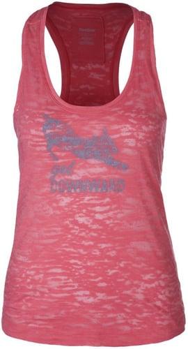 Reebok YOGA BURNOUT Vest pink