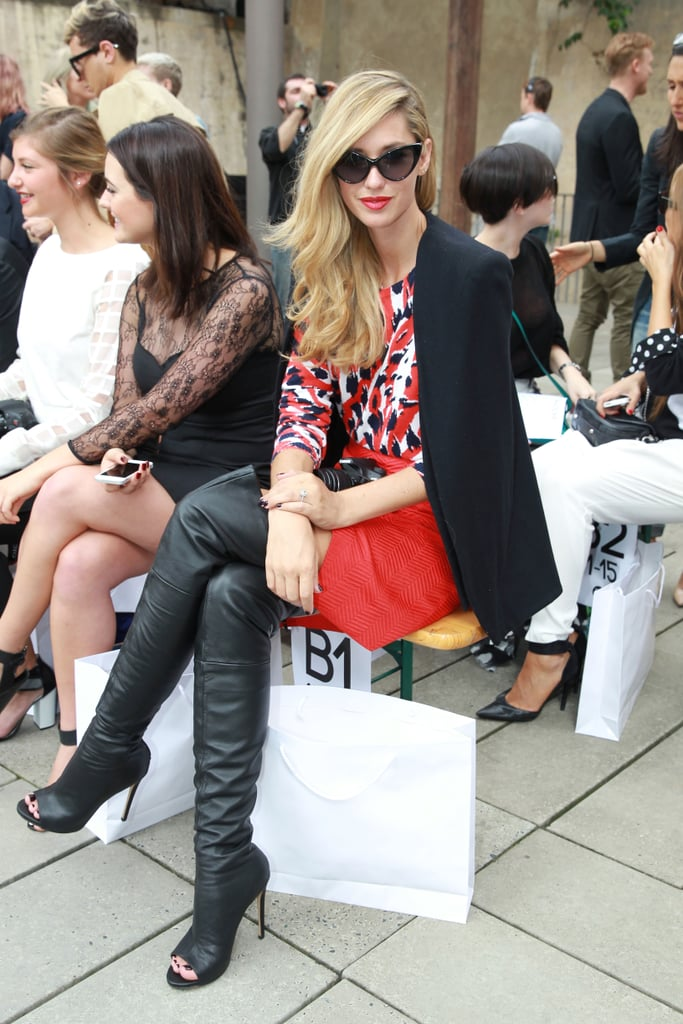 Nikki Phillips at MBFWA Day Three