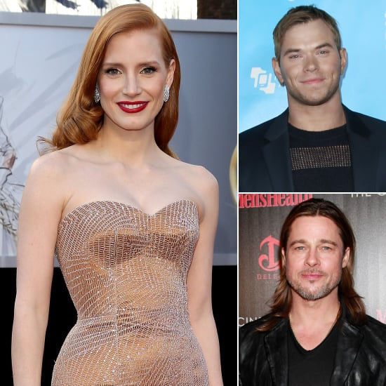 Jessica Chastain Joins Crimson Peak and More of the Week's Biggest Casting News