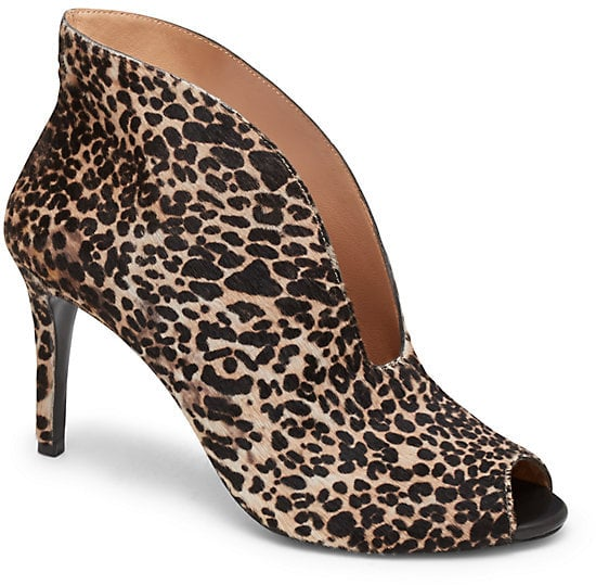 Vince Camuto Leopard-Print Booties