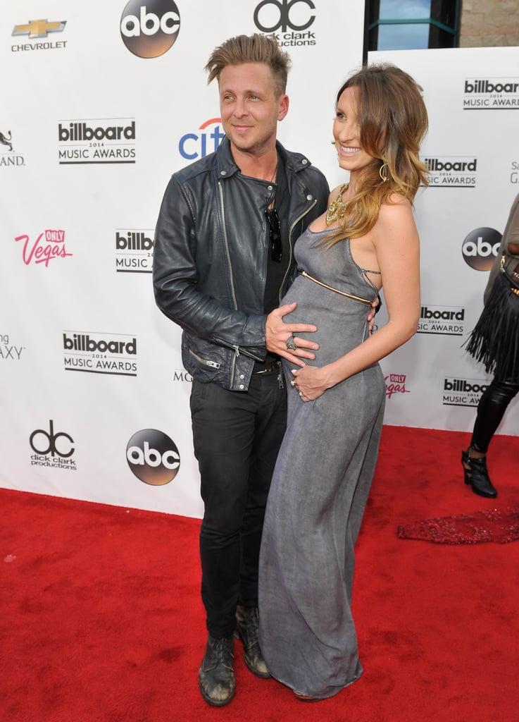 Ryan and Genevieve Tedder
