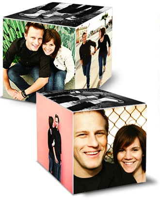 How To Make A Photo Cube
