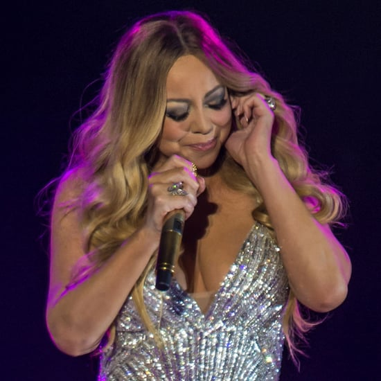 Mariah Carey's Prince Tribute in Paris Video