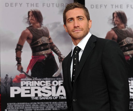 Slide Picture of Jake Gyllenhaal at Prince of Persia LA Premiere