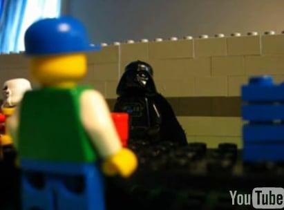Eddie Izzard Does Darth Vader at the Death Star Canteen