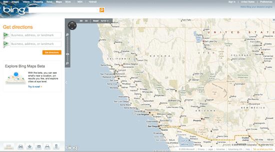Daily Tech: Microsoft Launches Bing Maps
