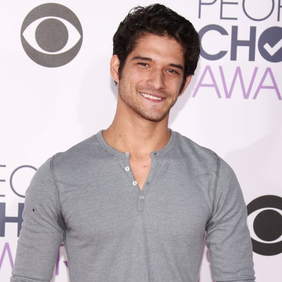 Teen Wolf Cast at People's Choice Awards 2016 Pictures