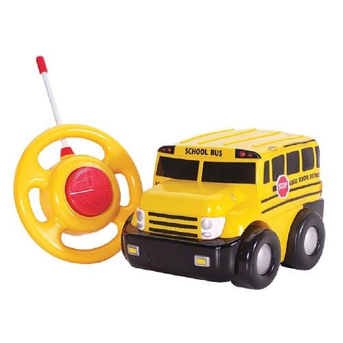 For 2-Year-Olds: Kid Galaxy My First RC Go Go School Bus