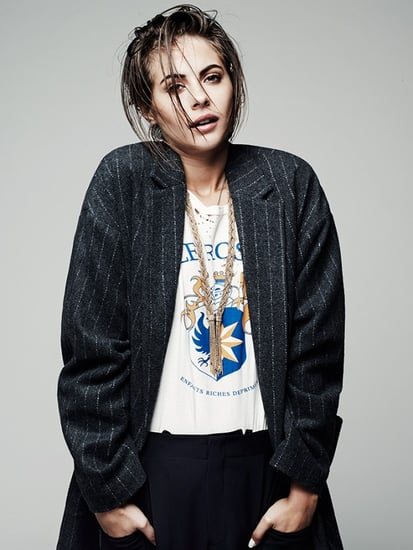 Willa Holland Test Drives The Season's Most Important Outerwear Looks