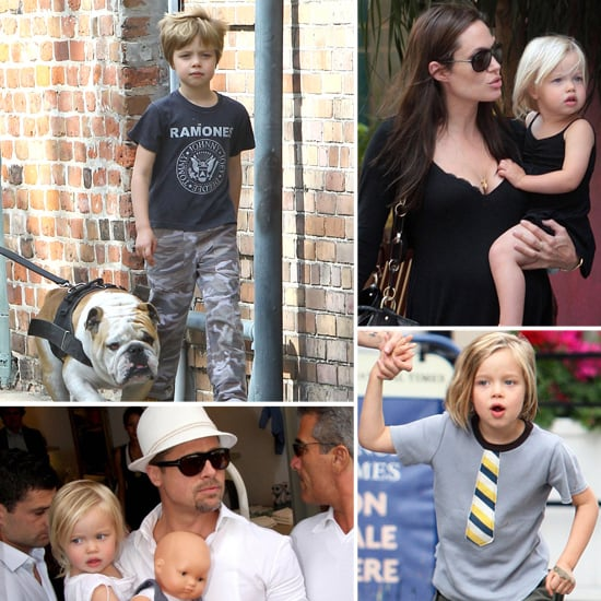 Happy 6th Birthday, Shiloh — See Her Most Adorable Moments
