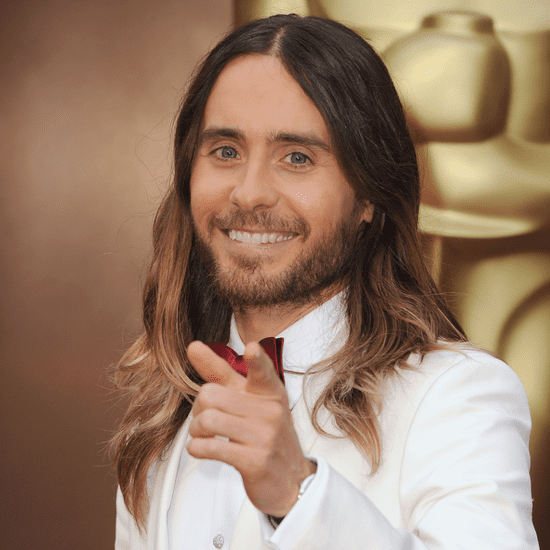Jared Leto's Hair at Oscars 2014