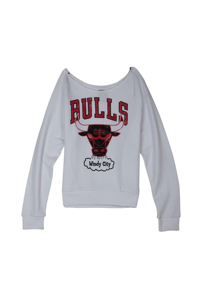 Forever 21 x NBA Windy City Sweatshirt
