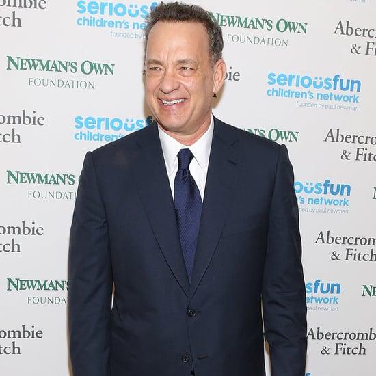 Tom Hanks Tries to Return a Girl's Student ID Via Twitter