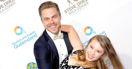 Bindi Irwin Reunites With Former 'DWTS' Partner Derek Hough in L.A.