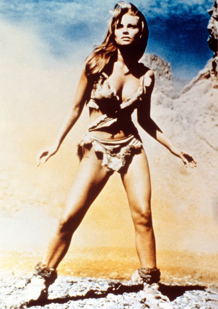 Raquel Welch, One Million Years B.C.