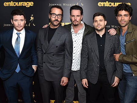 Jerry Ferrara Reveals How Mark Wahlberg Helped Him Land Entourage Role