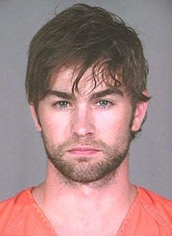 Chace Crawford Arrested For Pot Possession in Texas 2010-06-04 13:55:00