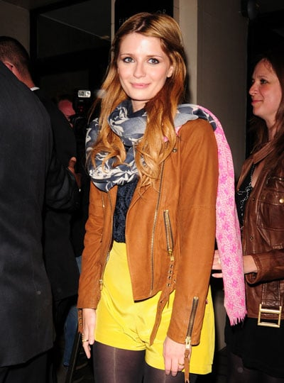 Mischa Barton Leaves a Billionaire Boy's Club Launch
