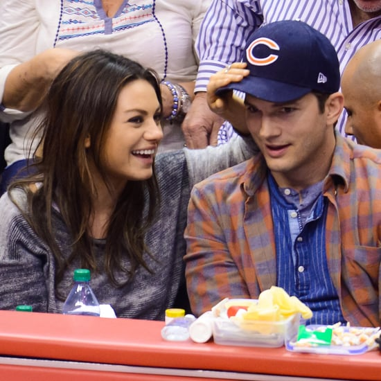 Mila Kunis Says the Sweetest Things About Baby Wyatt and Ashton Kutcher