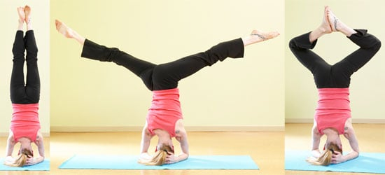 How to Do Headstand Variations