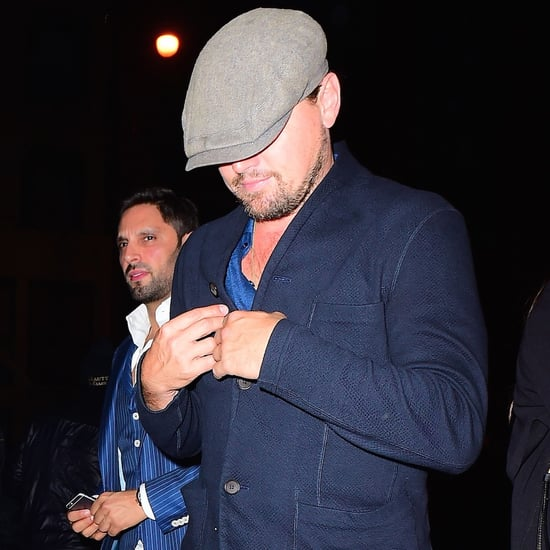 Leonardo DiCaprio and Rihanna at Up&Down NYC Pictures