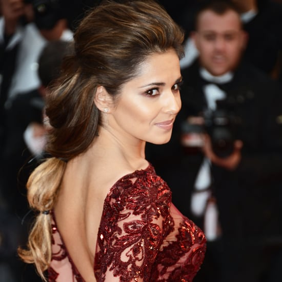 Cheryl Coles at Cannes 2013