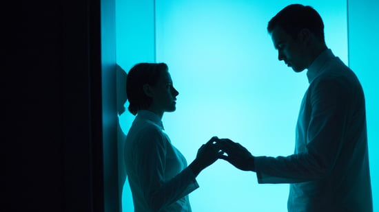How Kristen Stewart and Nicholas Hoult Lost Themselves Shooting That Sexy 'Equals' Scene