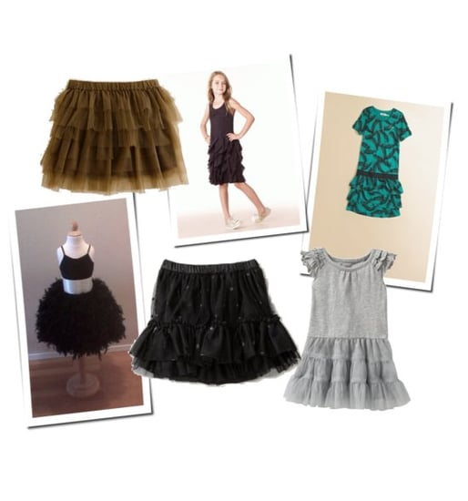 Black Swan-Inspired Clothes For Girls