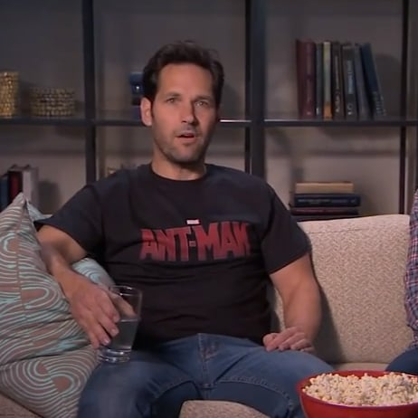Jimmy Kimmel and Paul Rudd End Credits Sequence