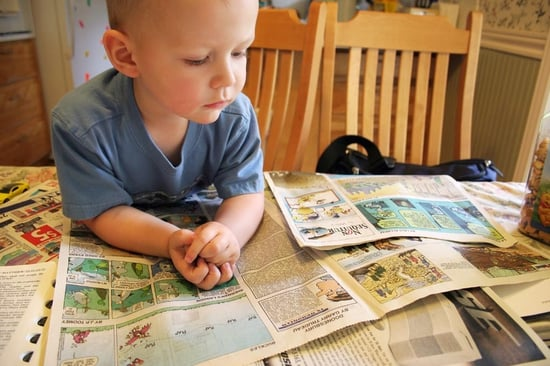 10 Sneaky Ways to Practice Reading at Home