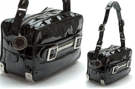 Luxurious Geek: Stella McCartney Patent Camera Bag