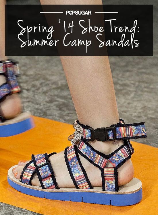 Summer Camp Sandals
