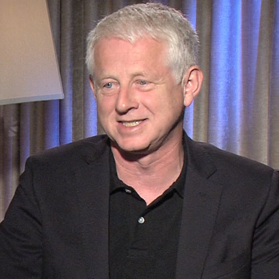 Richard Curtis Interview For About Time   Video