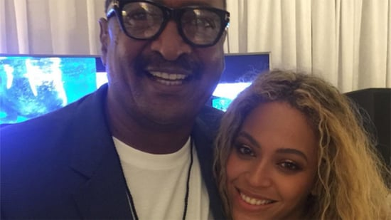 Beyonce Shares Pics of Blue Ivy Playing With Grandpa Mathew Knowles -- See the Sweet Snaps!