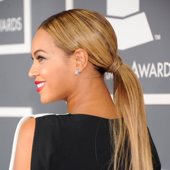 Beyonce Knowles| Grammys 2013 Hair and Makeup